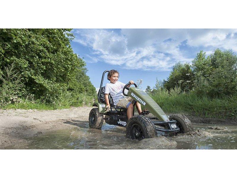 BERG Jeep Revolution pedal go-kart BFR