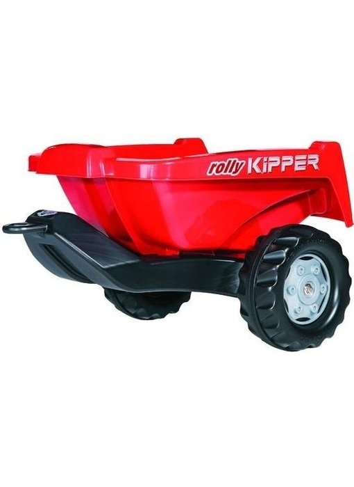 Rolly Toys Rolly Kipper rood