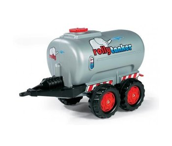 Rolly Toys Rolly Tanker Zilver