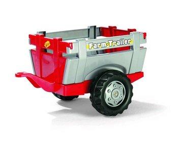 RollyToys Farmtrailer rood