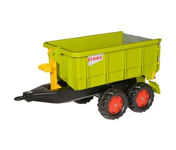 RollyToys Rolly container aanhanger Claas