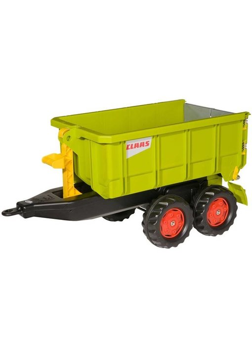 Rolly Toys Rolly container aanhanger Claas