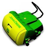Rolly Toys Rolly Trac veeg machine John Deere
