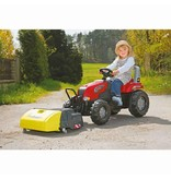 Rolly Toys Trac Zweeper, veegmachine