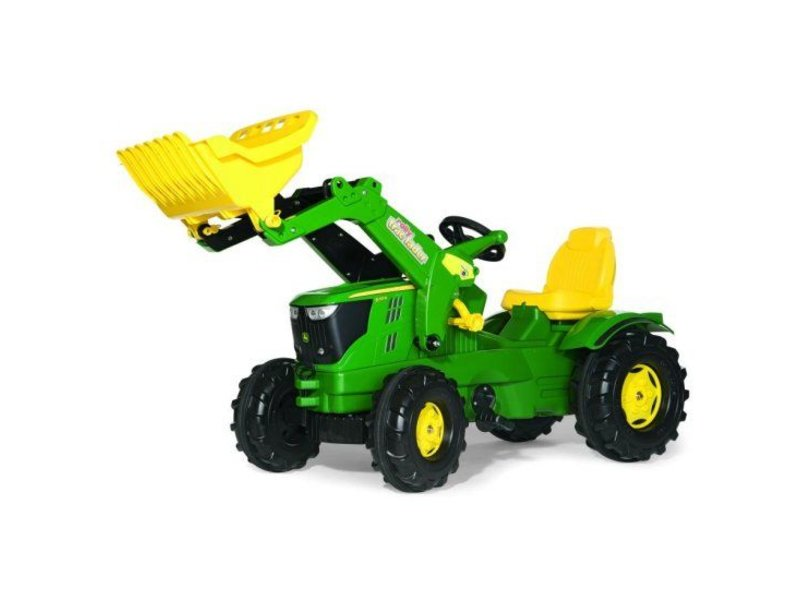Rolly Toys Traclader John Deere