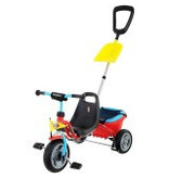 Puky Driewieler CAT 1SP Rood / Blauw