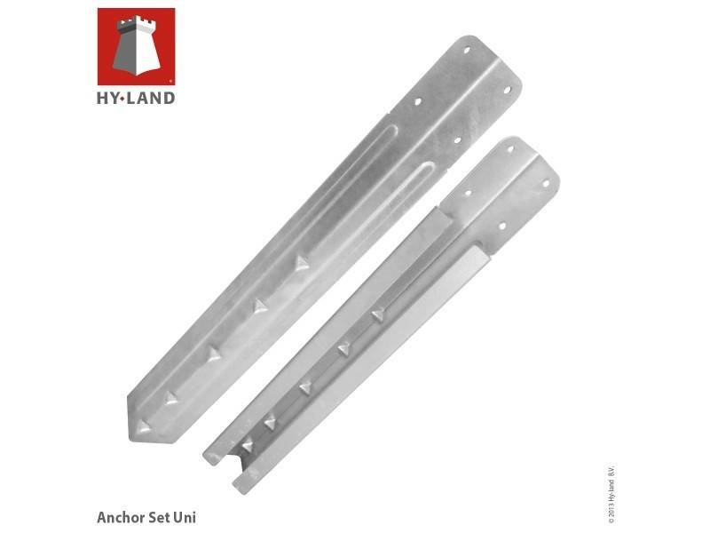 Hy-land Anker Set