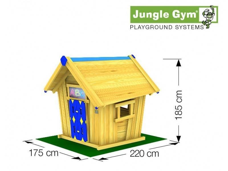 Jungle Gym Cary Playhouse