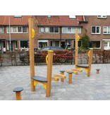 Houtplezier Element A - blokkenbrug