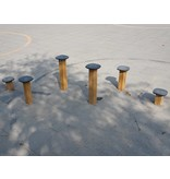 Houtplezier Element G - stappalen 6x