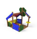 Houtplezier Speelhuis Merie