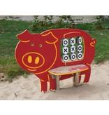 Houtplezier Spelvarken Oink