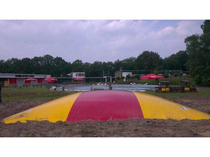 Airtrampoline 5 x 10 meter