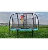 BERG Trampoline Champion 430 + Safety Net Deluxe