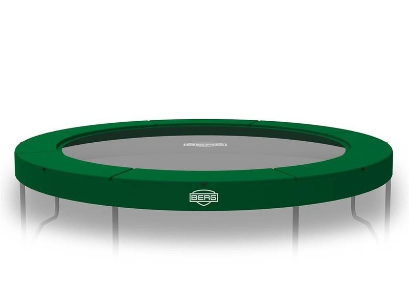 BERG Elite+ beschermrand groen 380