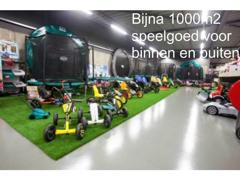 BERG InGround Trampoline Favorit 270 Sport