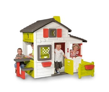 Smoby Friends House, Speelhuis