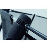BERG InGround Trampoline Champion 380 Grijs + Safety Net Deluxe