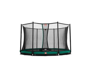 BERG InGround Trampoline Favorit 270 + Safety Net Comfort