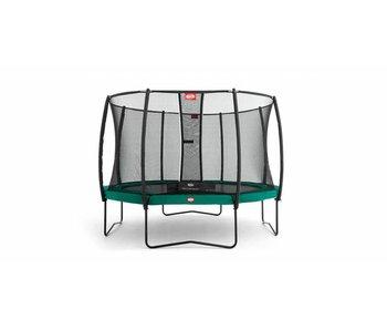 BERG Trampoline Champion 430 + Safety Net Deluxe