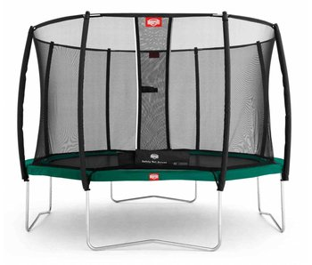 BERG Trampoline Favorit 270 + Safety Net Deluxe