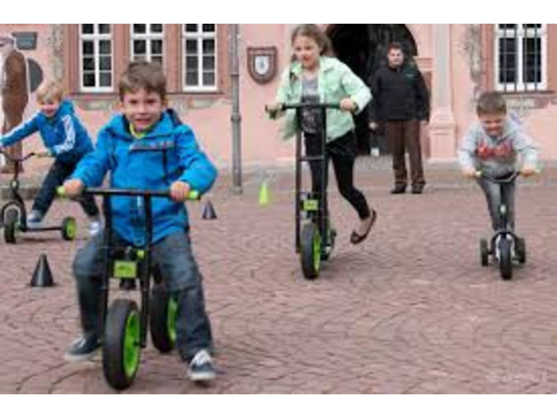 Olifu Bikez Speedy Mini (2 - 4 jaar)
