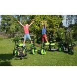 Olifu Bikez Loopfiets 4 Wiels (2 - 4 jaar)
