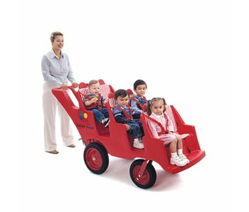 Winther Bye Bye Buggy 6 - persoons