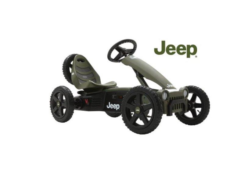 BERG Rally Jeep Adventure skelter
