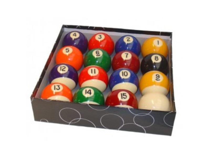 Heemskerk Poolballen 48 mm.