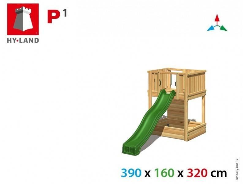 Hy-land speeltoestel P1