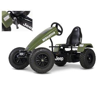 BERG Jeep Revolution pedal go-kart BFR-3