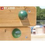 Hy-land speeltoestel Q2S groene glijbaan