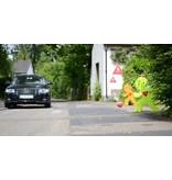 Streetbuddy verkeersmaatje groen