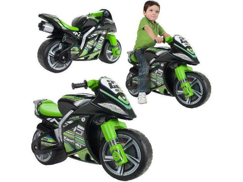 Onwijs Motor Kawasaki Win 3+ - Recreatiespeelgoed GW-01