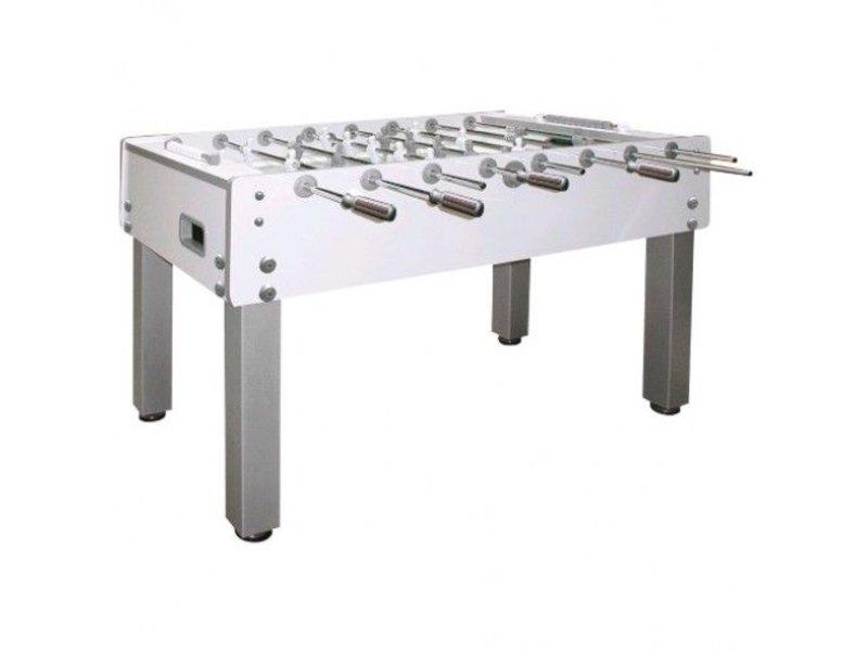 Garlando G-500 pure white solid rods