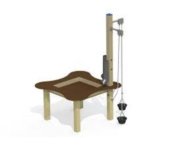 IJreka  Zandtafel voor rolstoel