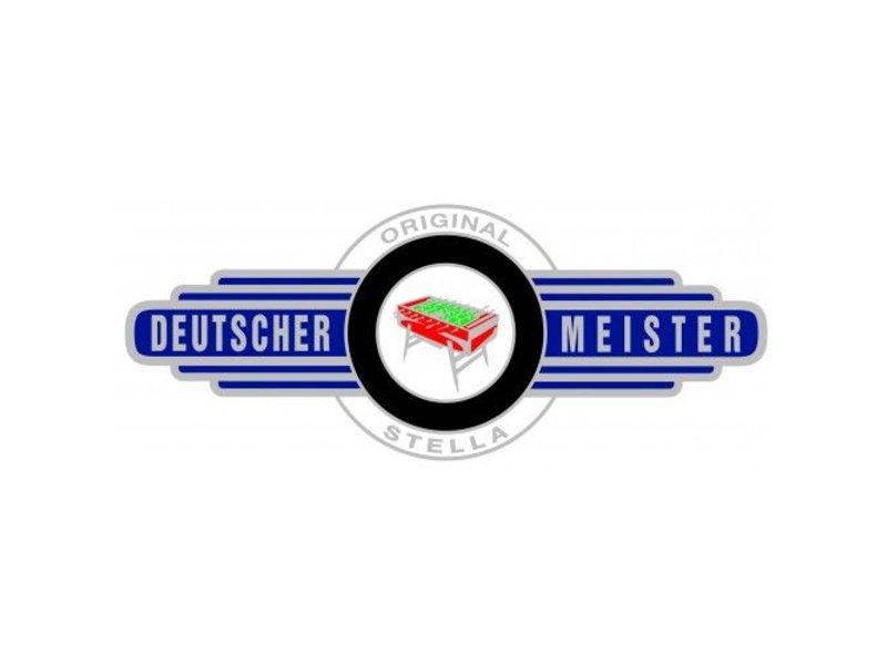 Deutscher Meister Grande Luxe Zwart ( MET MUNTINWORP )
