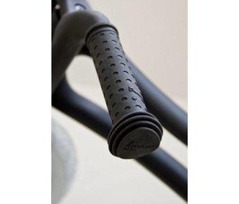 Wishbone Bike Handvat Set Zwart