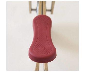 Wishbone Bike zadelhoesje rood