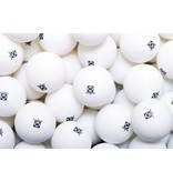 Heemskerk Tafeltennisballen Silver 2 ster Wit (120)