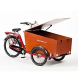Bakfiets.nl  CargoTrike Classic Wide Steps