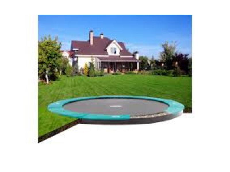 BERG FlatGround Champion trampoline 330 groen