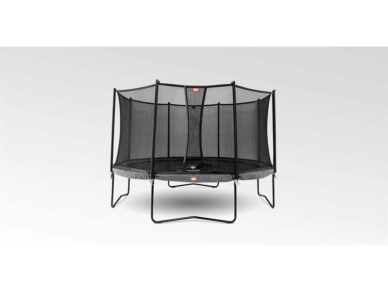 BERG Champion Grey 430 + Safety Net Comfort