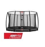 BERG InGround Champion Grey 330 + Safety Net Deluxe