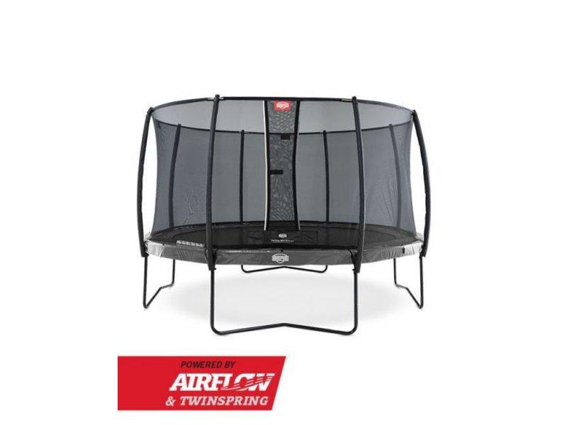 BERG Elite Grey 330 + Safety Net Deluxe