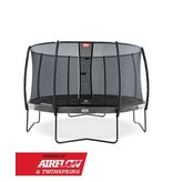 BERG Elite Grey 380 + Safety Net Deluxe