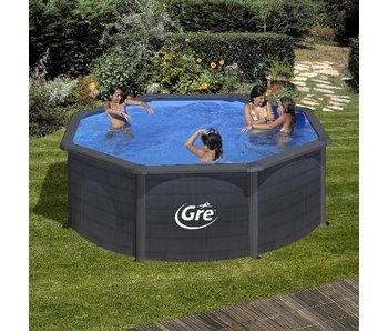 Gre Zwembad Kea rond