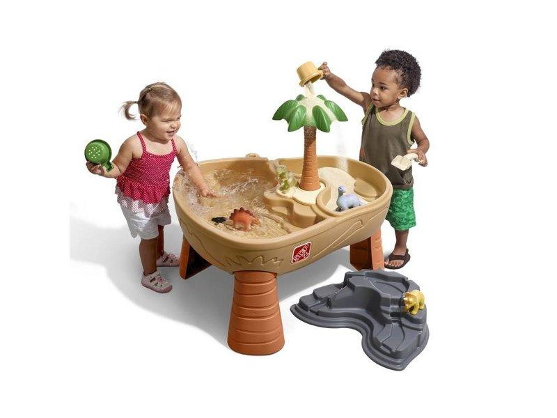Zand Water Tafel : Dino dig zand en watertafel recreatiespeelgoed