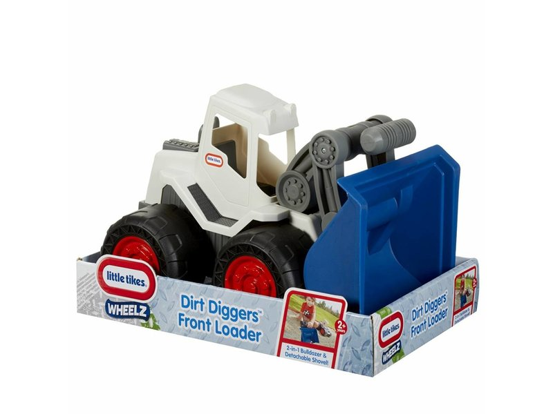 Little Tikes Dirt Digger 2 in 1 Front Load